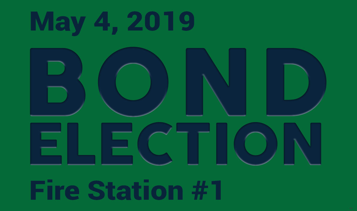 Bond Election Title Graphic