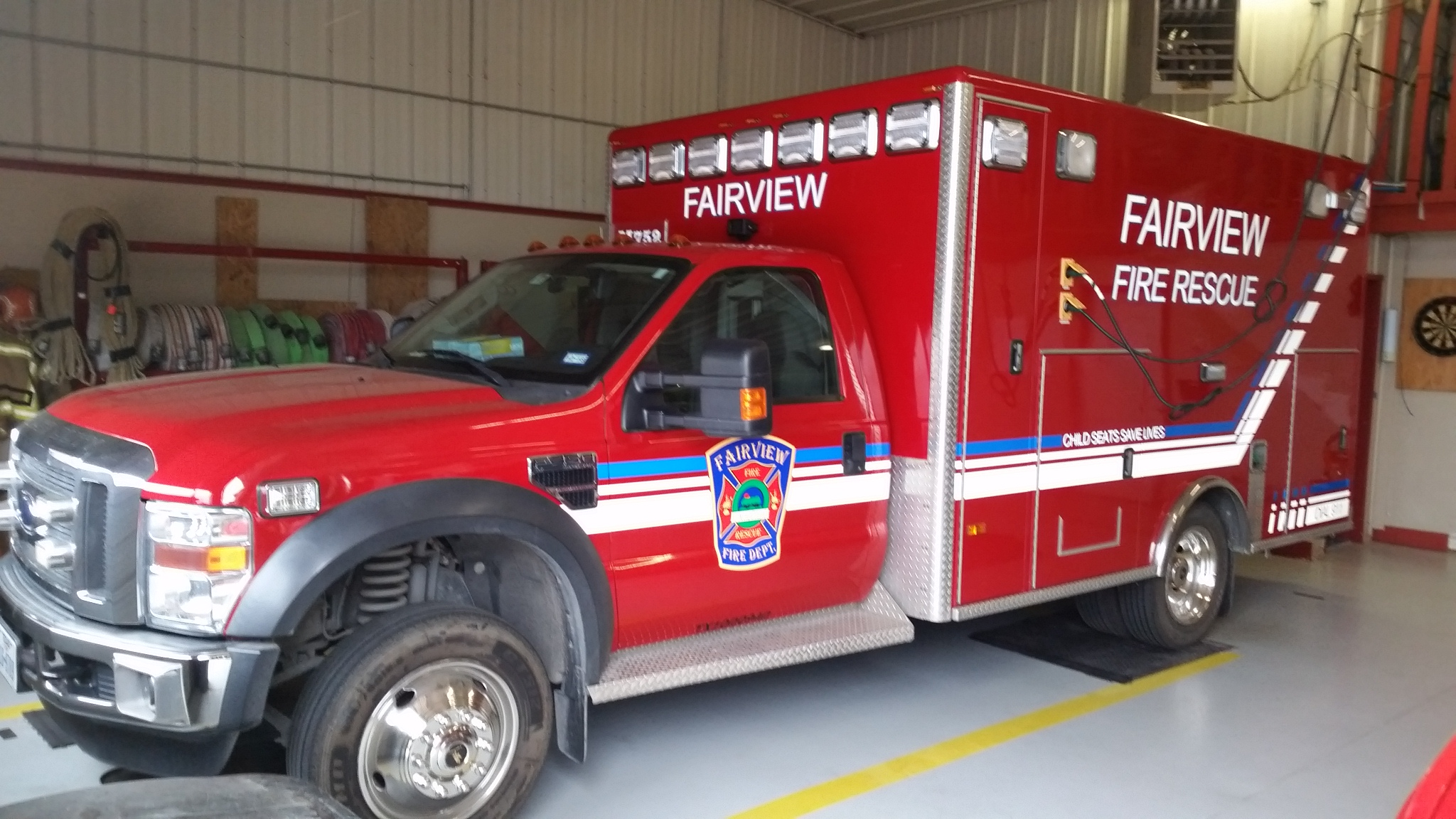 Fire and EMS