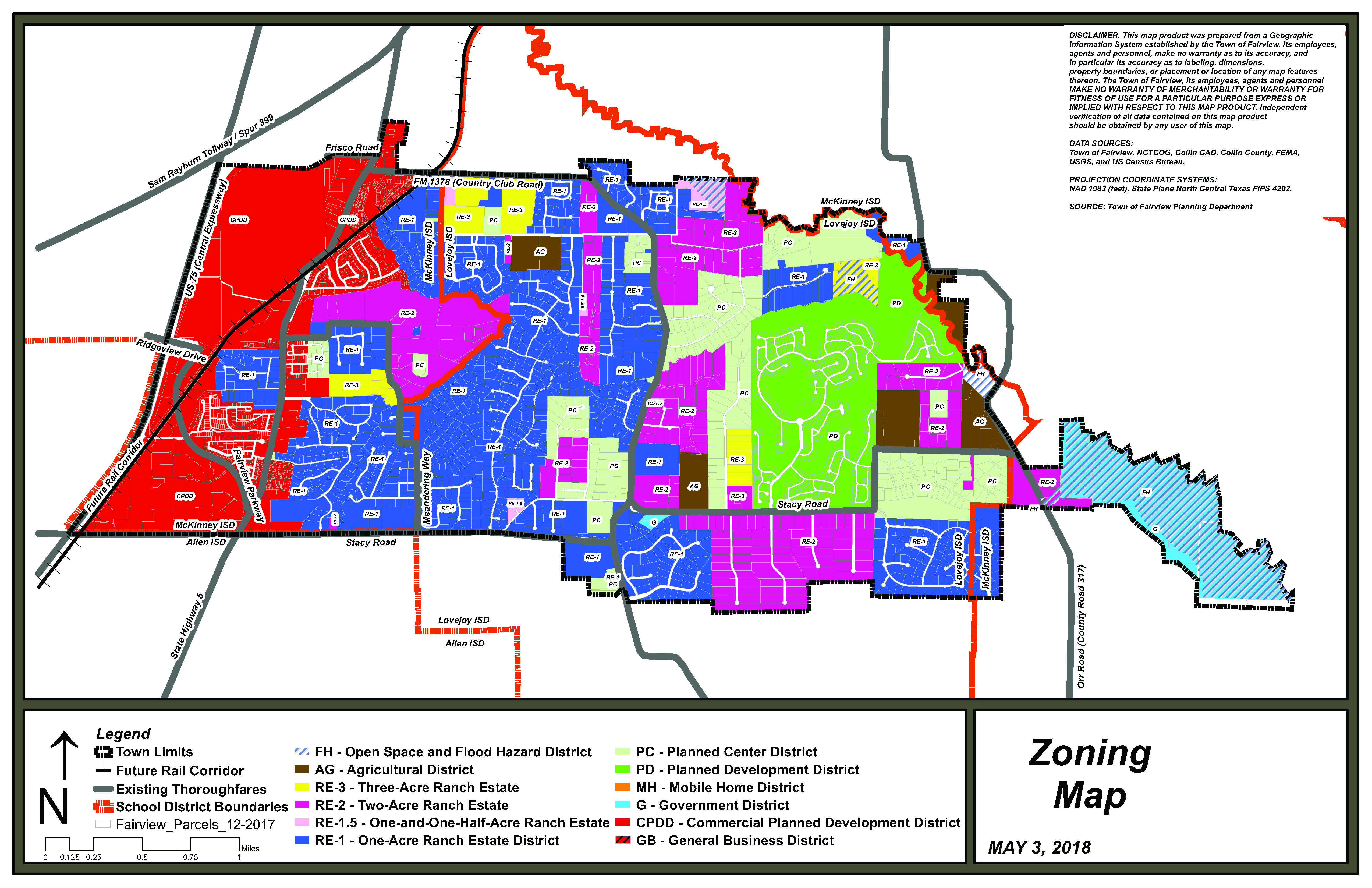 Fairview Texas Map Fairview Maps